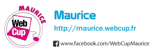 Webcup Maurice